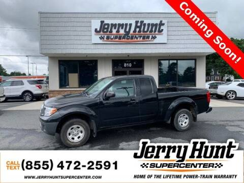 2017 Nissan Frontier for sale at Jerry Hunt Supercenter in Lexington NC
