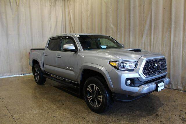 2018 Toyota Tacoma for sale at Autoland Outlets Of Byron in Byron IL