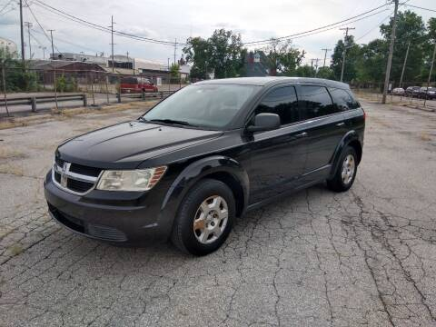 2010 Dodge Journey for sale at Eddie's Auto Sales in Jeffersonville IN