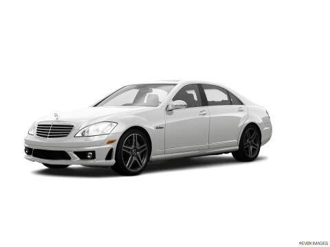 2009 Mercedes-Benz S-Class for sale at SULLIVAN MOTOR COMPANY INC. in Mesa AZ