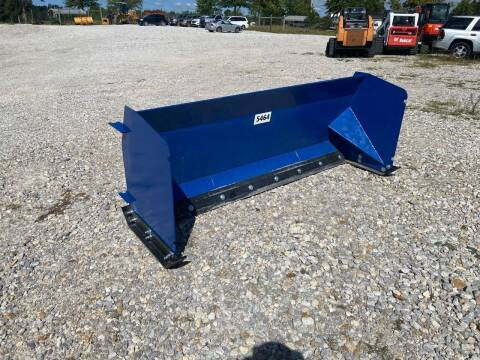 """2022 Unbranded 92"""" Snow Pusher for sale at Ken's Auto Sales & Repairs in New Bloomfield MO"""