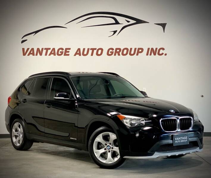 2015 BMW X1 for sale at Vantage Auto Group Inc in Fresno CA
