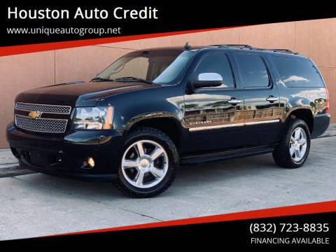 2014 Chevrolet Suburban for sale at Houston Auto Credit in Houston TX