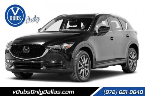 2018 Mazda CX-5 for sale at VDUBS ONLY in Dallas TX