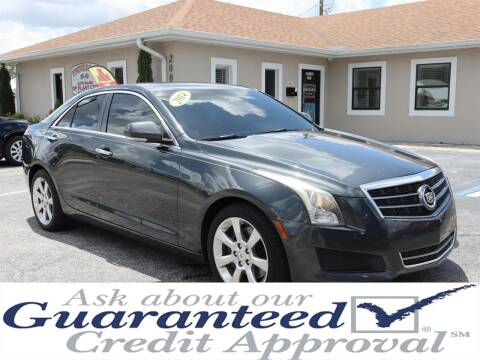 2014 Cadillac ATS for sale at Universal Auto Sales in Plant City FL