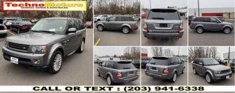 2011 Land Rover Range Rover Sport for sale at Techno Motors in Danbury CT