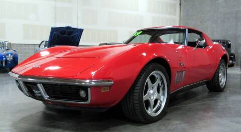 1969 Chevrolet Corvette for sale at Platinum Motors in Portland OR