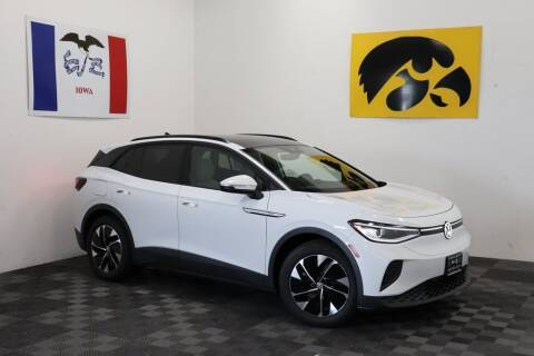 2021 Volkswagen ID.4 for sale at Carousel Auto Group in Iowa City IA