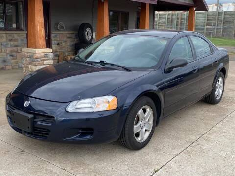 2003 Dodge Stratus for sale at Affordable Auto Sales in Cambridge MN