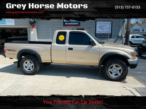 2001 Toyota Tacoma for sale at Grey Horse Motors in Hamilton OH