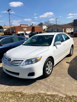 2011 Toyota Camry for sale at Stephen Motor Sales LLC in Caldwell OH