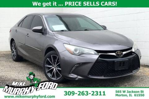 2015 Toyota Camry for sale at Mike Murphy Ford in Morton IL