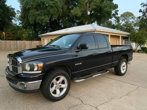 2008 Dodge Ram Pickup 1500 for sale at Asap Motors Inc in Fort Walton Beach FL