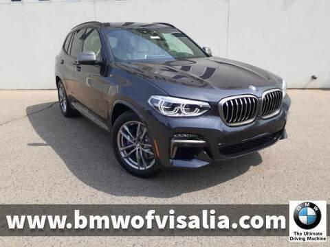 2021 BMW X3 for sale at BMW OF VISALIA in Visalia CA