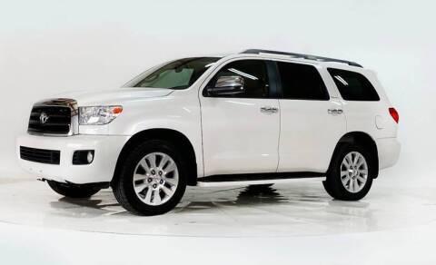 2010 Toyota Sequoia for sale at Houston Auto Credit in Houston TX