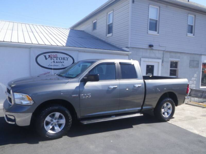 2013 RAM Ram Pickup 1500 for sale at VICTORY AUTO in Lewistown PA