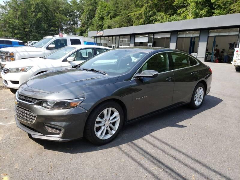 2018 Chevrolet Malibu for sale at Curtis Lewis Motor Co in Rockmart GA