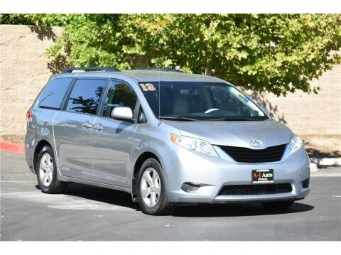 2013 Toyota Sienna for sale at A-1 Auto Wholesale in Sacramento CA
