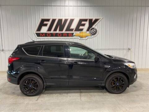 2019 Ford Escape for sale at Finley Motors in Finley ND