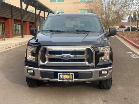 2015 Ford F-150 for sale at VIking Auto Sales LLC in Salem OR