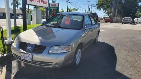2006 Nissan Sentra for sale at Bill's Used Car Depot Inc in La Mesa CA