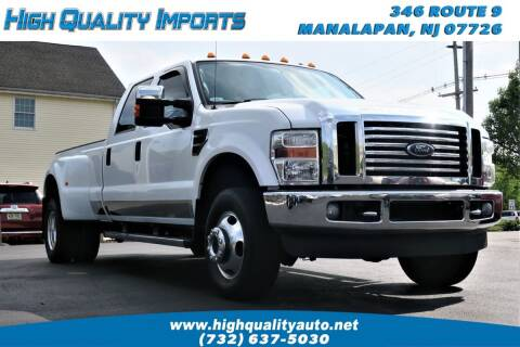2009 Ford F-350 Super Duty for sale at High Quality Imports in Manalapan NJ