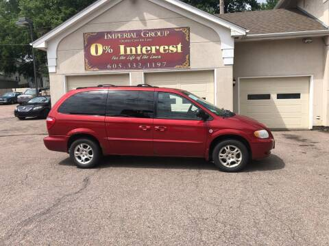 2002 Dodge Grand Caravan for sale at Imperial Group in Sioux Falls SD