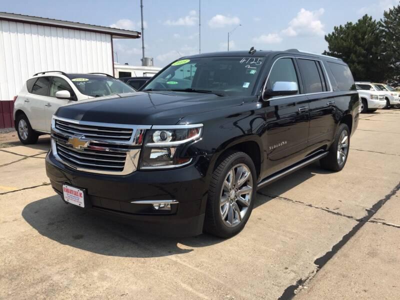 2015 Chevrolet Suburban for sale at De Anda Auto Sales in South Sioux City NE