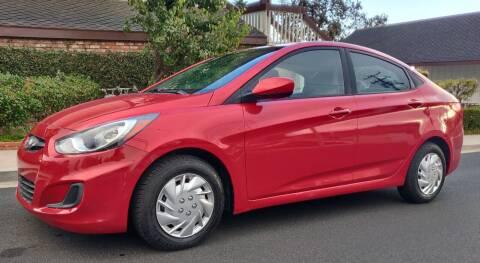 2014 Hyundai Accent for sale at Apollo Auto El Monte in El Monte CA