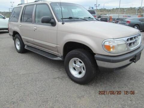 1998 Ford Explorer for sale at Auto Acres in Billings MT