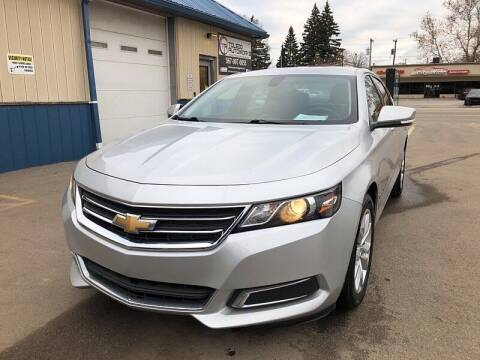 2017 Chevrolet Impala for sale at CItywide Auto Credit in Oregon OH