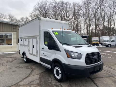 2016 Ford Transit Cutaway for sale at Auto Towne in Abington MA
