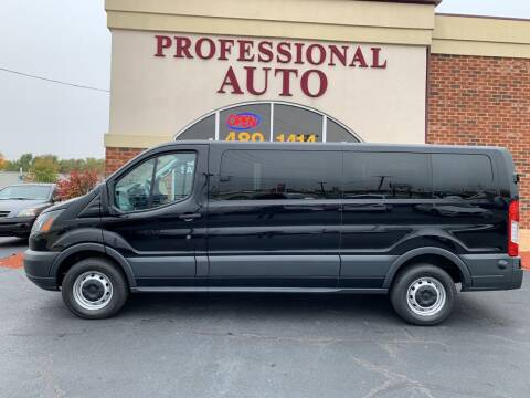 2018 Ford Transit Passenger for sale at Professional Auto Sales & Service in Fort Wayne IN