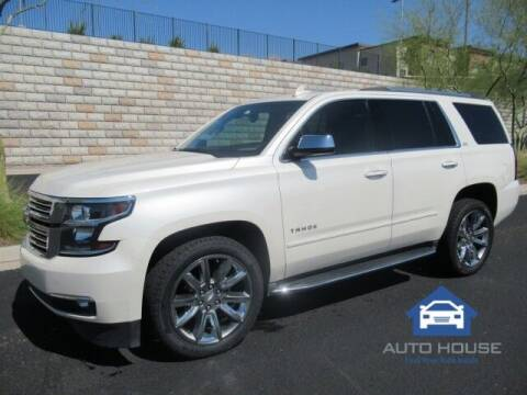 2015 Chevrolet Tahoe for sale at Autos by Jeff Tempe in Tempe AZ