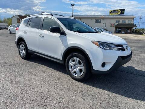 2014 Toyota RAV4 for sale at Riverside Auto Sales & Service in Portland ME