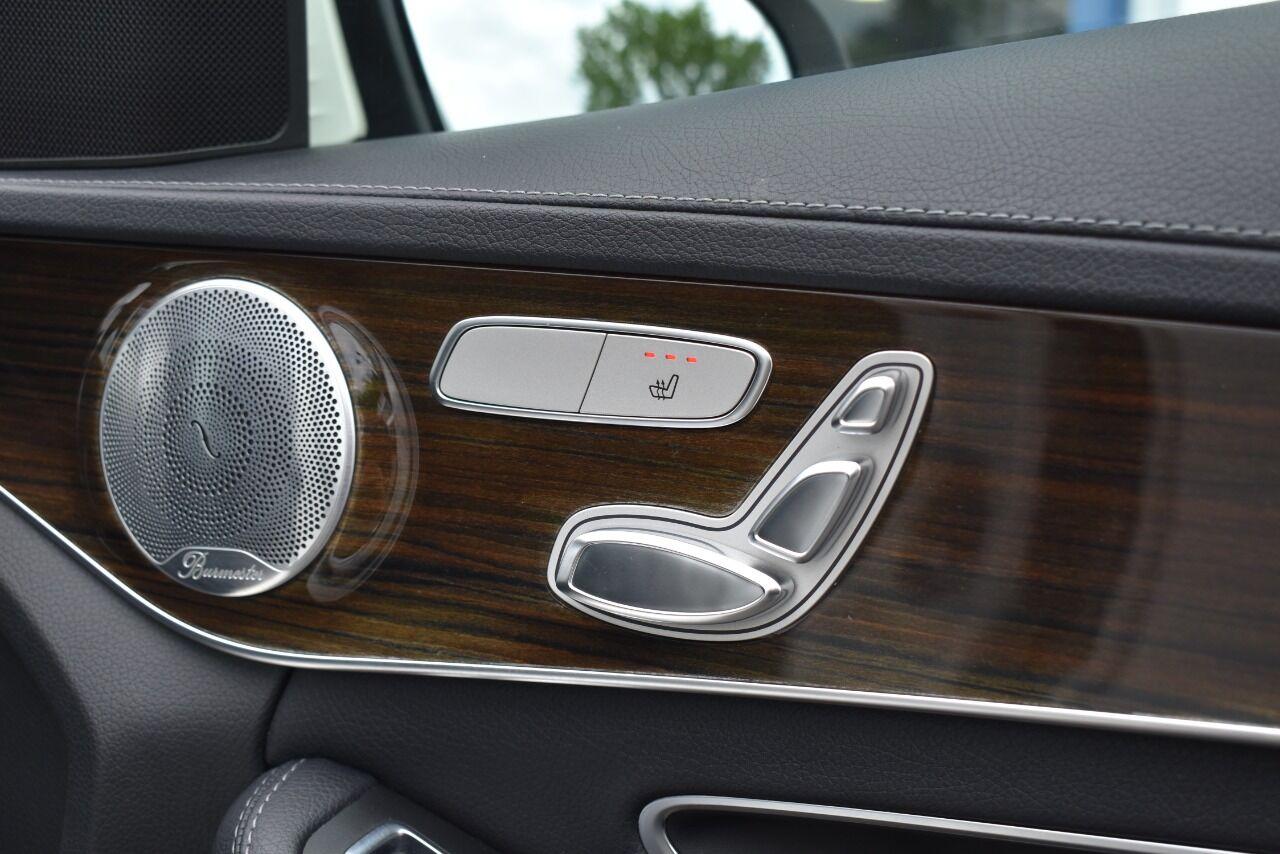2015 Mercedes-Benz C-Class C 400 4MATIC AWD 4dr Sedan full