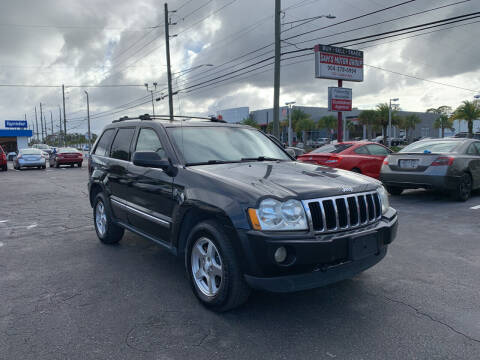 2005 Jeep Grand Cherokee for sale at Sam's Motor Group in Jacksonville FL