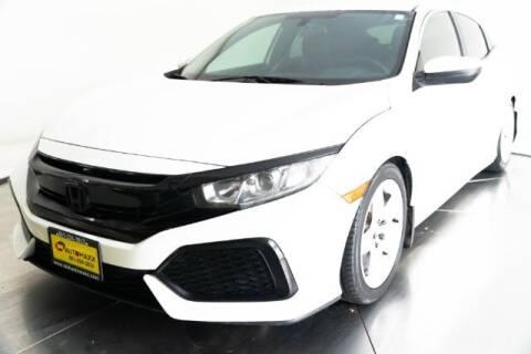 2017 Honda Civic for sale at AUTOMAXX MAIN in Orem UT