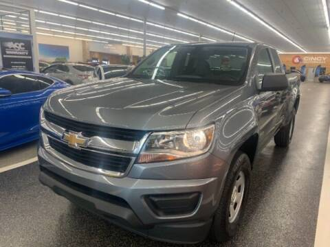 2019 Chevrolet Colorado for sale at Dixie Motors in Fairfield OH