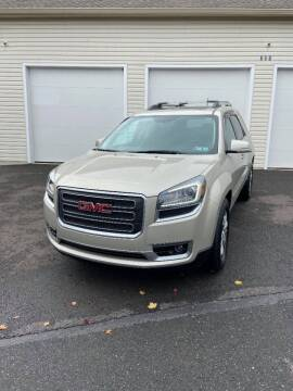 2016 GMC Acadia for sale at Interstate Fleet Inc. Auto Sales in Colmar PA