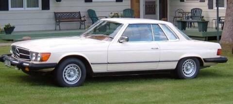 1979 Mercedes-Benz 450-Class for sale at Classic Car Deals in Cadillac MI