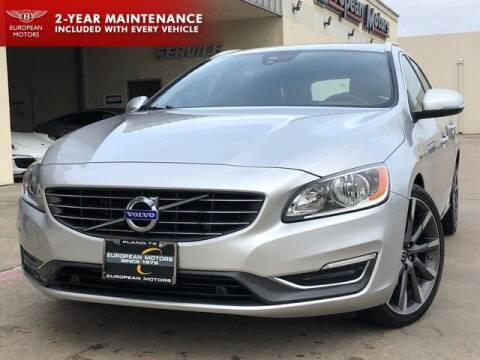 2015 Volvo V60 for sale at European Motors Inc in Plano TX