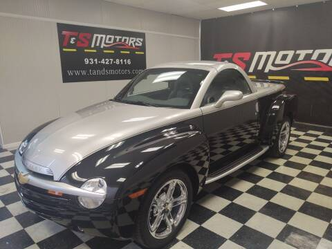 2006 Chevrolet SSR for sale at T & S Motors in Ardmore TN