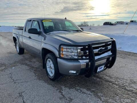 2008 Chevrolet Silverado 1500 for sale at Alan Browne Chevy in Genoa IL