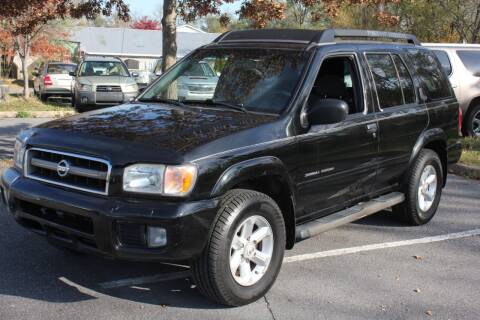 2004 Nissan Pathfinder for sale at Auto Bahn Motors in Winchester VA