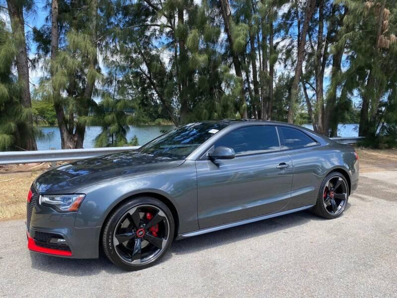 2015 Audi S5 for sale in Davie, FL
