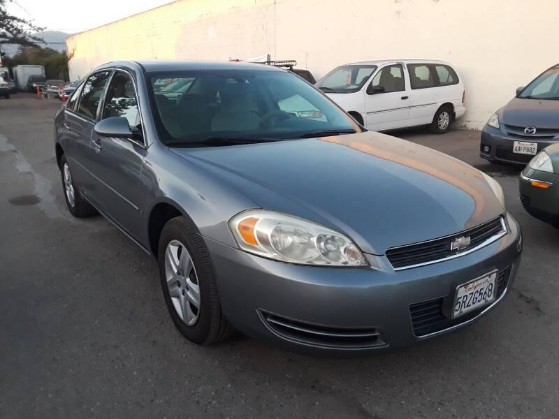 2006 Chevrolet Impala for sale at Goleta Motors in Goleta CA