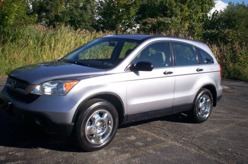 2007 Honda CR-V for sale at Action Auto Wholesale - 30521 Euclid Ave. in Willowick OH