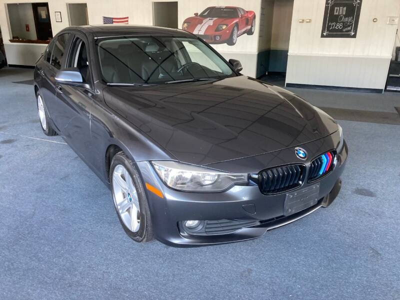 2015 BMW 3 Series for sale at ENFIELD STREET AUTO SALES in Enfield CT