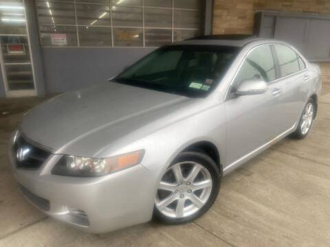 2005 Acura TSX for sale at Car Planet Inc. in Milwaukee WI